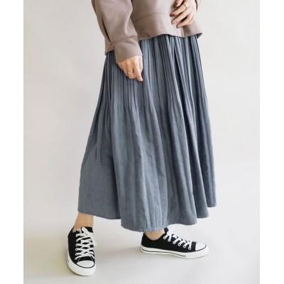 NICOLE / ミジンコール消しプリーツスカート WOMEN スカート > スカート
