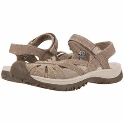 キーン Keen レディース サンダル・ミュール シューズ・靴 Rose Sandal Brindle/Shitake
