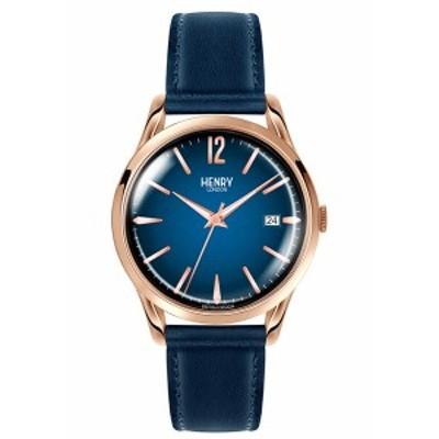 ヘンリーロンドン 時計 HENRY LONDON 腕時計 メンズ レディース Euston HL39-S-0300