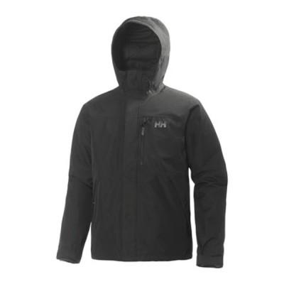 ヘリーハンセン ジャケット&ブルゾン アウター メンズ Men's Helly Hansen Squamish Cis Jacket Black