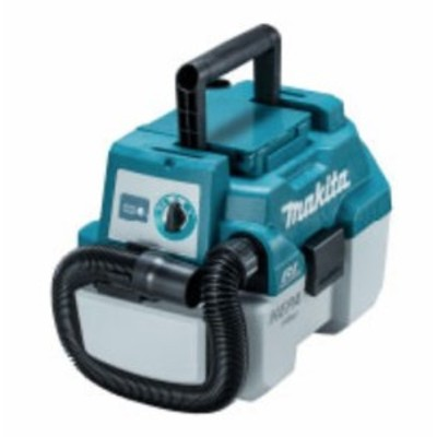 マキタ 充電式集じん機 VC750DZ 本体のみ 集じん容量7.5L 吸水量4.5L 最大吸込仕事量50W(強)25W(標準) 18V対応 makita