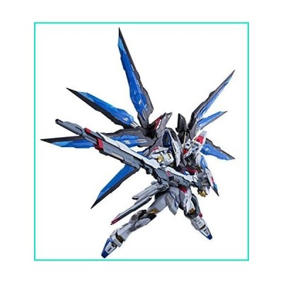 TAMASHII NATIONS Bandai Strike Freedom Gundam Gundam Seed Action Figure