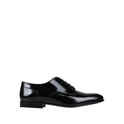 VALENTINO GARAVANI メンズ レースアップシューズ 靴 ブラック