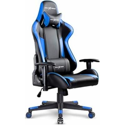 【新品/送料無料】GALAXHERO ゲーミングチェア げーみんくチェア eスポーツ用椅子 165度リクライニング 一年無償部品交換保証 ADJY602BU