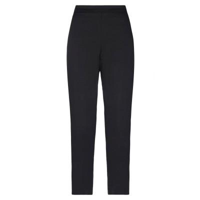 CRISTINAEFFE パンツ ブラック 50 コットン 98% / ポリウレタン 2% パンツ