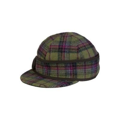 ストーミークローマーカンスタイル 帽子 Stormy Kromer Mercantile Button Up Cap - レディース Aurora Plaid 7 1/8