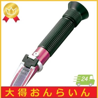 佐藤計量器(SATO) 濃度計 ラーメン ラーメンスープ濃度計 SK-201R