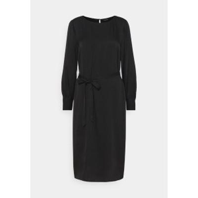 サンド コペンハーゲン レディース ワンピース トップス AMPARO DRESS - Day dress - black black