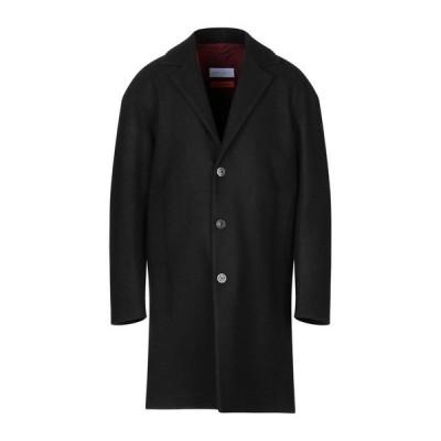 OUT/FIT コート  メンズファッション  コート、アウター  その他コート ブラック