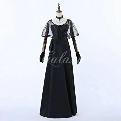 Fate/Grand Order FGO ジャンヌ・ダルク オルタ 二周年礼服ドレス  コスプレ 衣装 vv053(vv053)