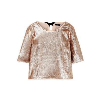 J.CREW ジェイクルー ブラウス ファッション  レディースファッション  トップス  シャツ、ブラウス  長袖 プラチナ