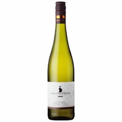 母の日 ギフト 白ワイン リースリング シルバーベルク QbA トロッケン / カール・ファフマン 白 750ml ドイツ ファルツ