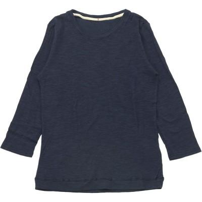 (1/16再入荷)ao[アオ] 7分袖Tシャツ 00348