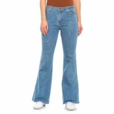 ラングラー ジーンズ・デニム ModCloth Finesse Flared Jeans Stone Wash