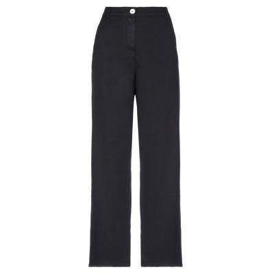 ZHELDA パンツ ブラック 1 コットン 97% / ポリウレタン 3% パンツ