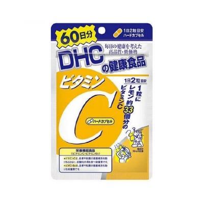 《DHC》 ビタミンC ハードカプセル 60日分 (120粒入) 返品キャンセル不可
