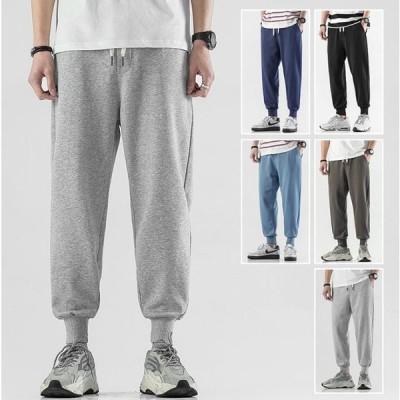 パンツ メンズ ロングパンツ ボトムス ズボン メンズパンツ おしゃれ イージーパンツ ゆったり カジュアル 夏 代引不可