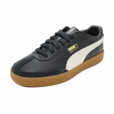 スニーカー プーマ PUMA オスロシティPRM プーマブラック/ウィスパーホワイト 374800-04 メンズ シューズ 靴 20FA