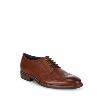 コールハーン メンズ シューズ オックスフォード 革靴 Leather Brogue Derbys