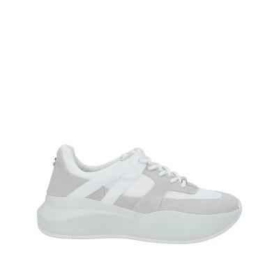 スティーブ マデン STEVE MADDEN スニーカー&テニスシューズ(ローカット) ホワイト 5.5 革 / 紡績繊維 スニーカー&テニスシュー