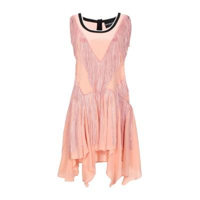 マルコ ボローニャ MARCO BOLOGNA ミニワンピース&ドレス ライトピンク 40 シルク 100% ミニワンピース&ドレス