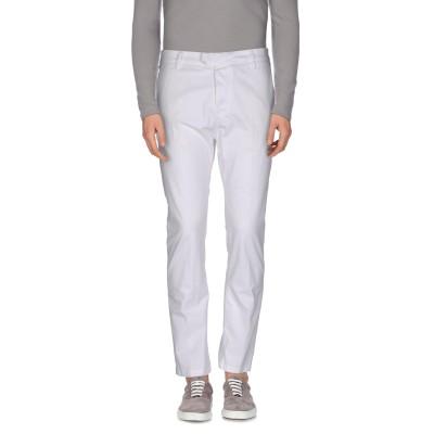 HAIKURE パンツ ホワイト 29W-32L コットン 97% / ポリウレタン 3% パンツ