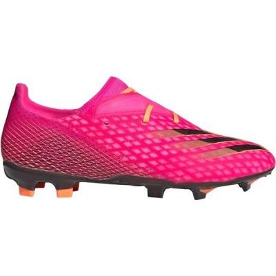 アディダス シューズ メンズ サッカー adidas X Ghosted.2 FG Soccer Cleats Pink/Black