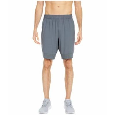 アンダーアーマー メンズ ハーフ&ショーツ ボトムス Training Stretch Shorts Pitch Gray/Black