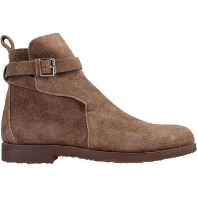 ラーレ RARE メンズ ブーツ シューズ・靴 alce slit boots Khaki