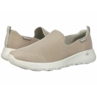 SKECHERS Performance スケッチャーズ レディース 女性用 シューズ 靴 スニーカー 運動靴 Go Walk Joy Taupe【送料無料】