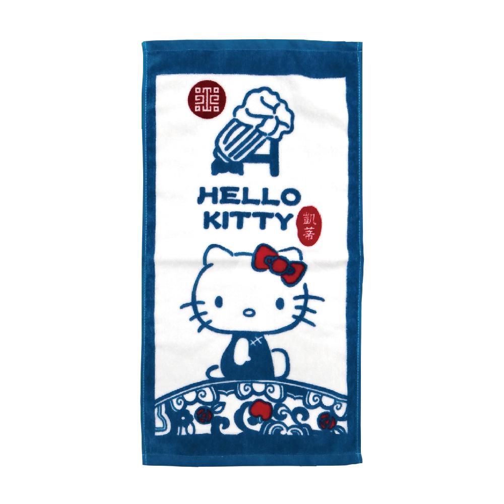 故宮 x Hello Kitty童巾