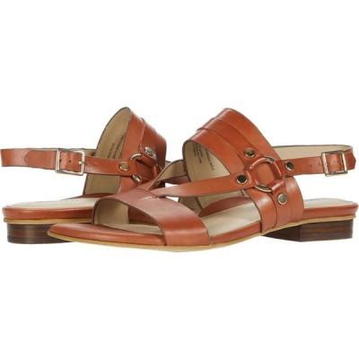 カルソーアースシューズ Earth レディース サンダル・ミュール シューズ・靴 Mykonos Delos Burnt Brick Calf