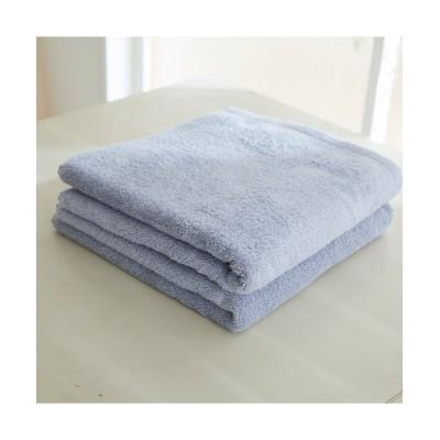 やわらかペールトーン バスタオル 同色2枚セット バスタオル, Towels(ニッセン、nissen)