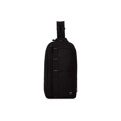 [ワールドトラベラー] ボディバッグ ポリアス 57753 ブラック