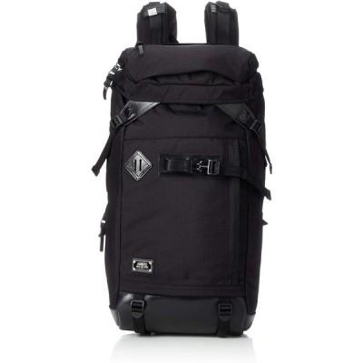 [アッソブ] バックパック 061301 EXCLUSIVE BALLISTIC NYLON ブラック