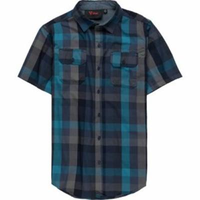 ストイック トップス Hawkeye Plaid Shirt - Mens