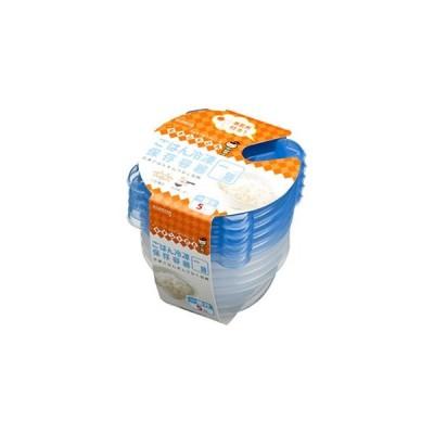クレハ キチントさん ごはん冷凍 保存容器 一膳分 250mL (5個)