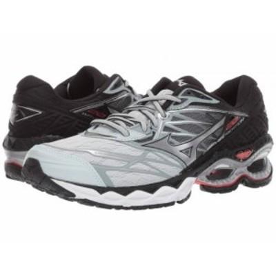 Mizuno ミズノ レディース 女性用 シューズ 靴 スニーカー 運動靴 Wave Creation 20 Sky Gray/Silver【送料無料】