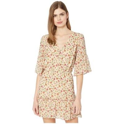 ロストアンドワンダー レディース ワンピース トップス Love in Bloom Mini Dress