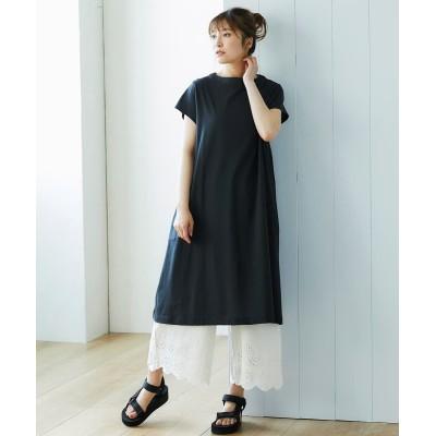 Aラインワンピース (ワンピース)Dress