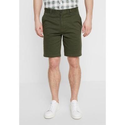 バートン カジュアルパンツ メンズ ボトムス NEW CASUAL - Shorts - khaki