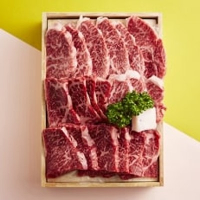 松阪牛焼肉(モモ)750g