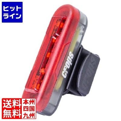 EZ500mu-SPORTS 5LEDテールライト (レッド) 237-00301