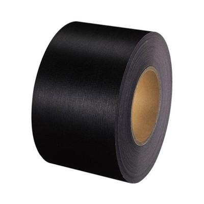 コクヨ 製本テープ(業務用)ペーパークロスタイプ 100mm×50m 黒 T-K400ND 1巻