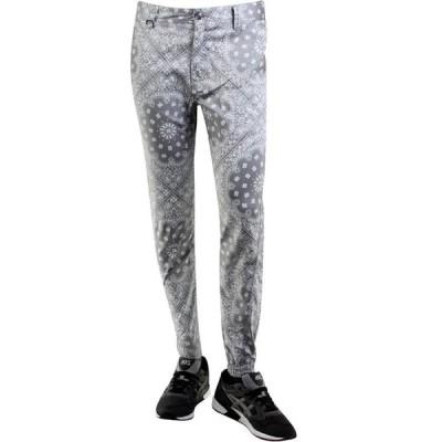 パブリッシュ Publish メンズ ジョガーパンツ ボトムス・パンツ Banwell Paisley Bandana Pattern Jogger Pants gray
