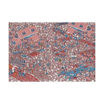 ジグソーパズル 40ピース Where's Wally? ウーフの国 26x38cm 40-004