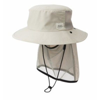 Roxy ロキシー 日焼け防止 SUPキャンプハット 撥水 UPF50+ UV SUP CAMP HAT