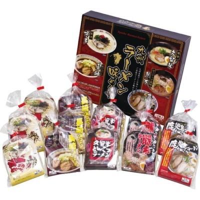 エン・ダイニングエン・ダイニング 九州ラーメン味めぐり12食 KK-30 ギフト包装 (直送品)