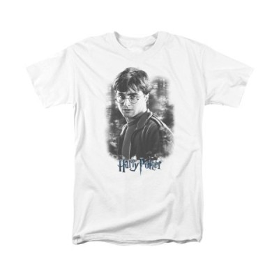 Tシャツ ハリーポッター Harry Potter Harry In The Woods Licensed Adult T Shirt