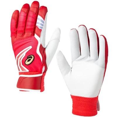 asics(アシックス) 3121A245 602 野球 バッティング手袋(両手) スピードアクセルMA 20SS